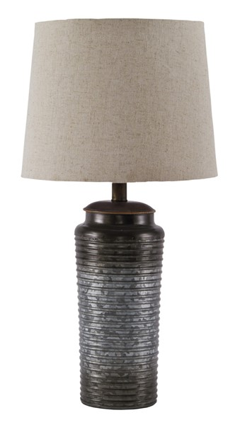 2 Ashley Furniture Norbert Table Lamps L204064