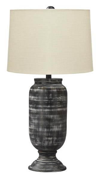 Ashley Furniture Mandelina Black Metal Table Lamp L207414