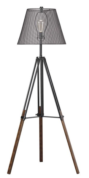 Ashley Furniture Leolyn Metal Floor Lamp L207991