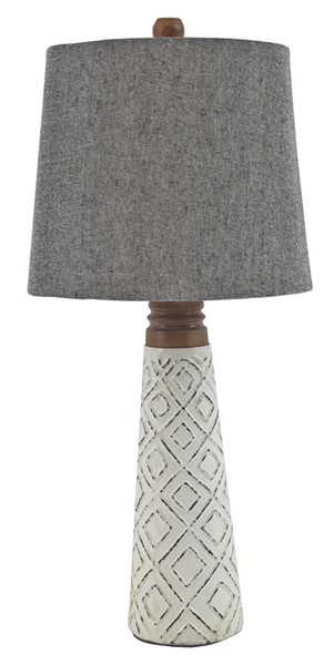 Ashley Furniture Cutris Paper Table Lamp L235564