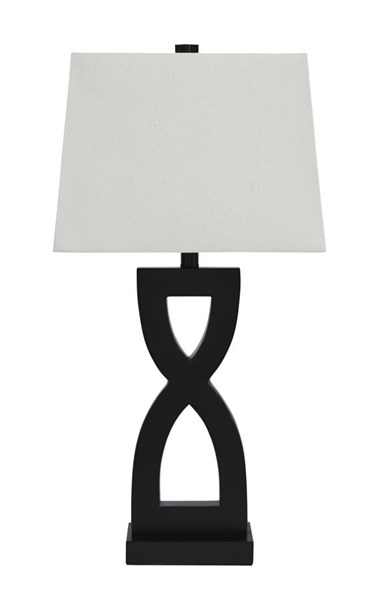 2 Ashley Furniture Amasai Poly Table Lamps L243144