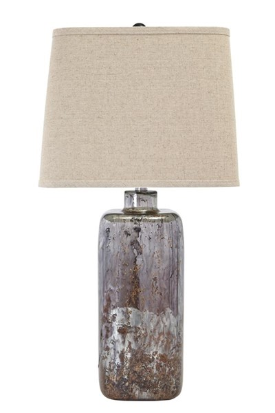Ashley Furniture Shanilly Glass Table Lamp L430044