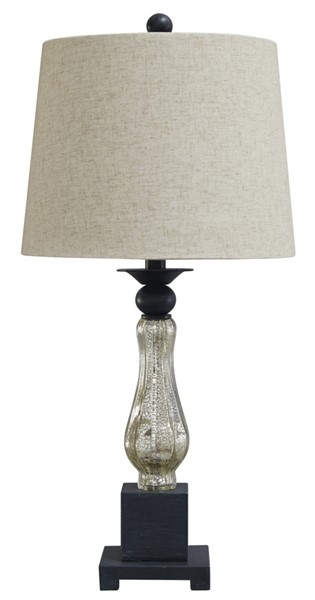 Ashley Furniture Stephan Glass Table Lamps L431384