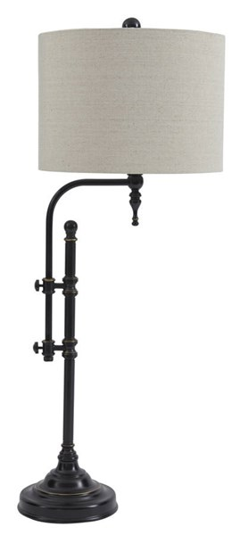 Ashley Furniture Anemoon Metal Table Lamp L734252