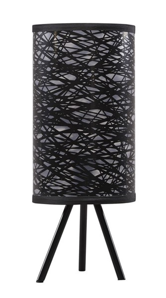 Ashley Furniture Nettie Black Metal Table Lamp L857734