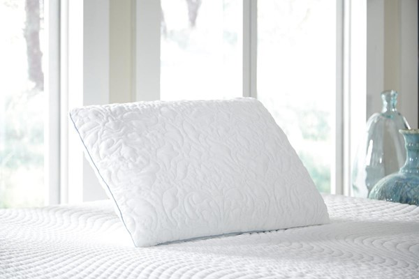Ashley Pillow Traditional Classics White Ventilated Pillows (2/CS) M8250-PL-VAR