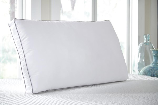 Ashley Pillow Traditional Classics White BETTER THAN DOWN KING M82509P