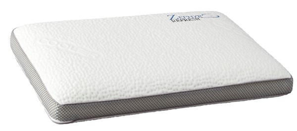 4 Zephyr Refresh Traditional White Fabric Ventilated Bed Pillows M82514