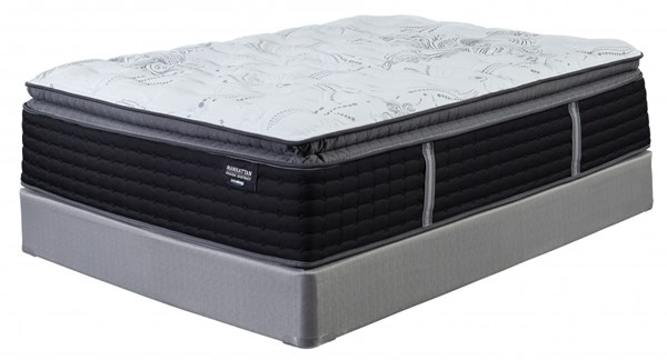 Ashley Furniture Manhattan Design District Plush PT Cal King Mattress M82951