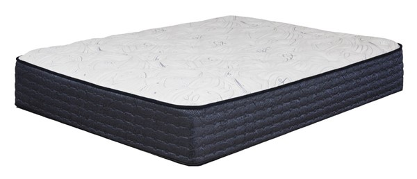 Ashley Furniture Market Special Plush White Queen Mattress M83531