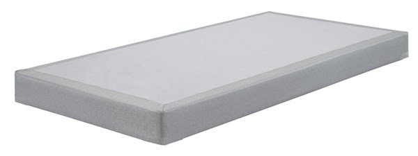 Low Profile Foundation Contemporary Gray Twin Foundation M83X12