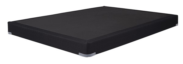 Ashley Furniture Low Profile Black Full Foundation M87X22