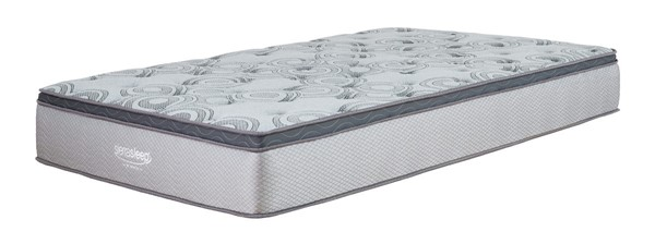 Ashley Furniture Augusta White Twin Mattress M89911