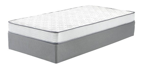 Tori Ltd Traditional White Foam Twin Mattress M96411