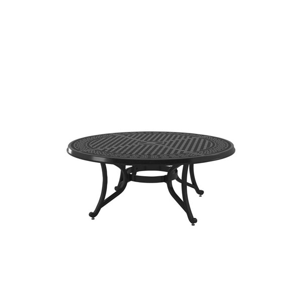 Ashley Furniture Burnella Brown Aluminum Cocktail Table P456-708