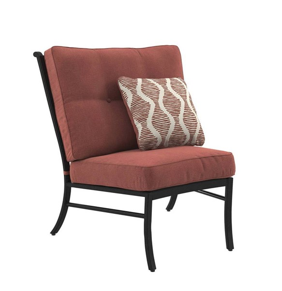 Ashley Furniture Burnella Brown Armless Chair P456-846