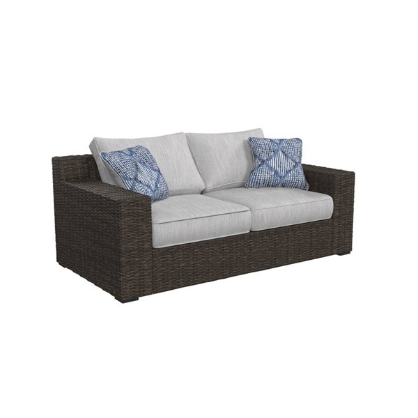 Ashley Furniture Alta Grande Outdoor Loveseat P782-835