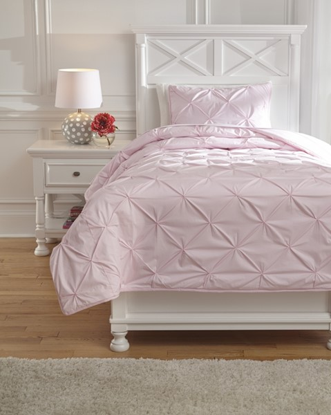 Medera Youth Rose Cotton Subtle Comforter Sets MEDERA-VAR
