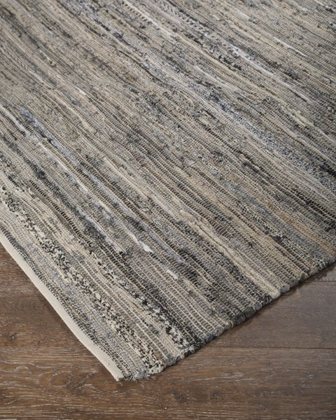 Dismuke Contemporary Natural Large Rectangle Rug R400271