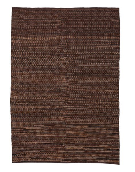 Braided Contemporary Brown Hand Woven Rugs R401001-02-VAR