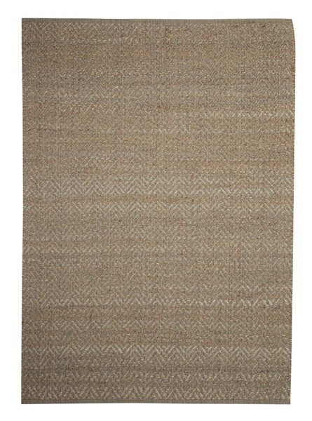 Bradwin Vintage Casual Tan Zig Zag Medium Rug R401342