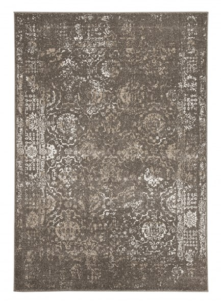 Patras Traditional Classics Brown Large Rug R401401