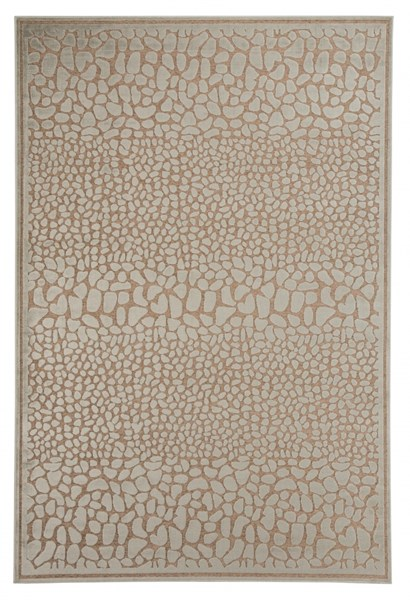 Dallyce Contemporary Ivory Jute Rugs R40193-RUG-VAR