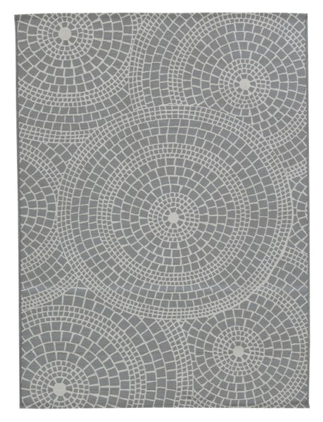 Ashley Furniture Jesimae Casual Gray Rugs R40264-RUG-VAR