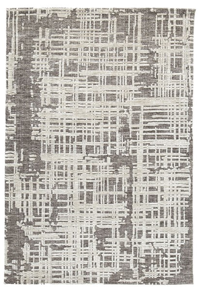 Ashley Furniture Makalo Gray Medium Rug R404332
