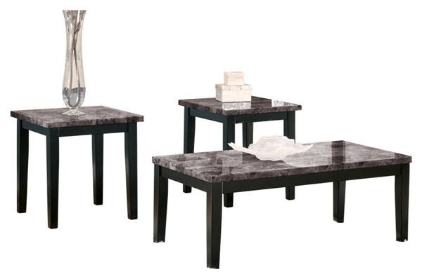Ashley Furniture Maysville 3pc Occasional Table Set T204-13