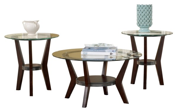 Ashley Furniture Fantell 3pc Occasional Table Set T210-13