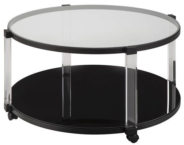 Ashley Furniture Delsiny Round Cocktail Table T289-8