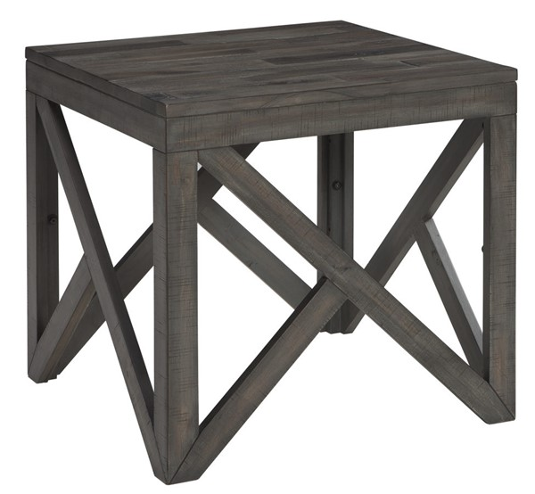 Ashley Furniture Haroflyn Square End Table T329-2