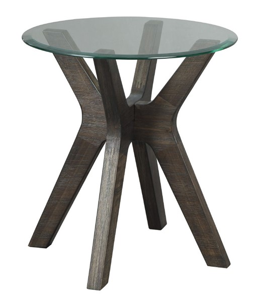 Ashley Furniture Zannory Round End Table T348-6