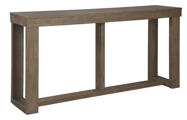 Ashley Furniture Cariton Gray Sofa Table T471-4