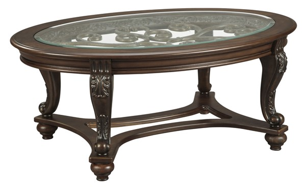 Ashley Furniture Norcastle Cocktail Table T499-0