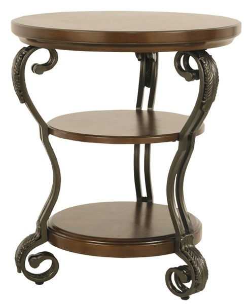 Ashley Furniture Nestor Chair Side Table T517-7