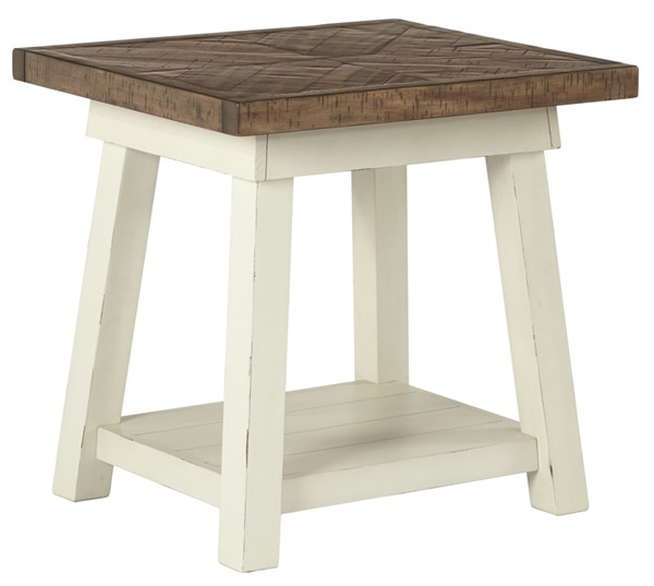 Ashley Furniture Stownbranner Rectangular End Table T640-3