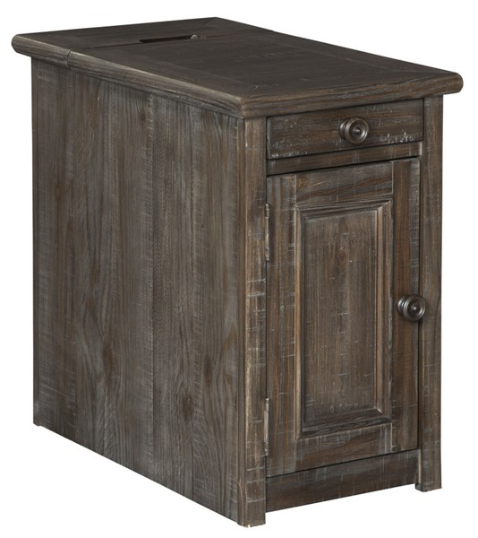 Ashley Furniture Wyndahl Rustic Brown Chair Side End Table T648-7