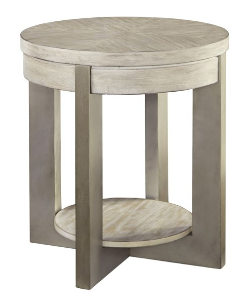 Ashley Furniture Urlander Round End Table T673-6