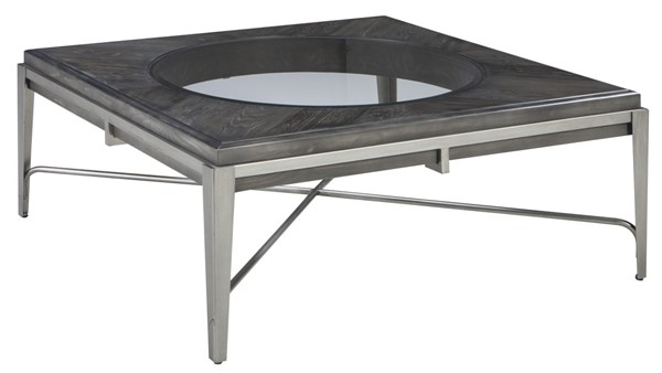 Ashley Furniture Flandyn Square Cocktail Table T710-8
