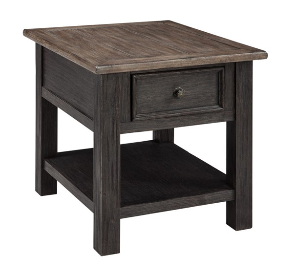 Ashley Furniture Tyler Creek Rectangular End Table T736-3