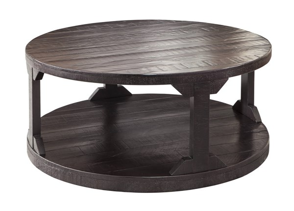 Ashley Furniture Rogness Round Cocktail Table T745-8