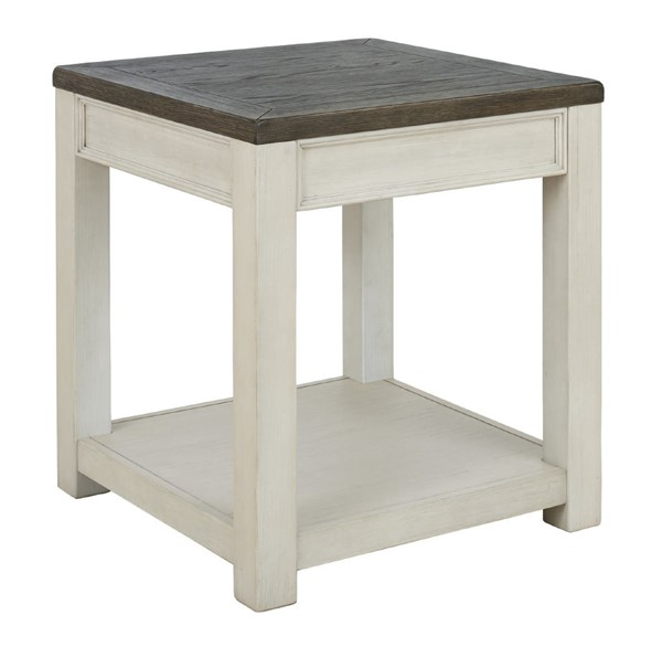 Ashley Furniture Bolanburg Square End Table T751-2