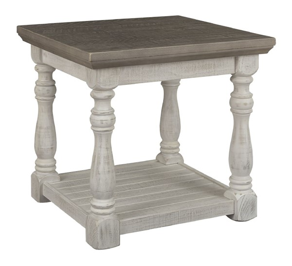 Ashley Furniture Havalance Rectangular End Table T814-3