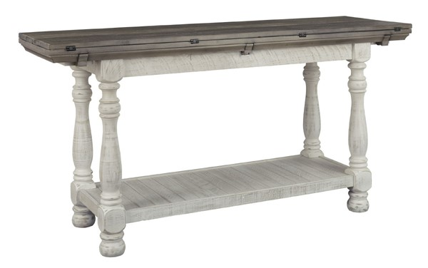 Ashley Furniture Havalance Flip Top Sofa Table T814-4