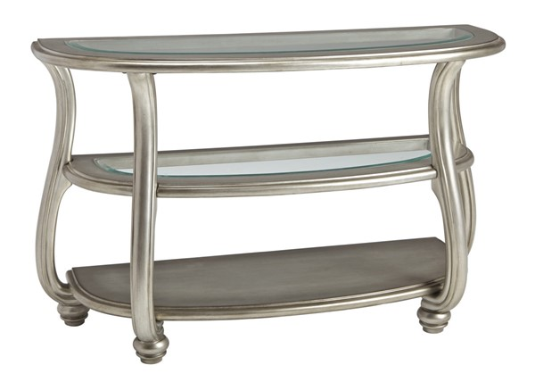 Ashley Furniture Coralayne Sofa Table T820-4