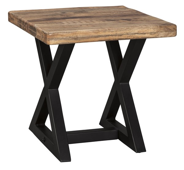 Ashley Furniture Wesling Square End Table T873-2