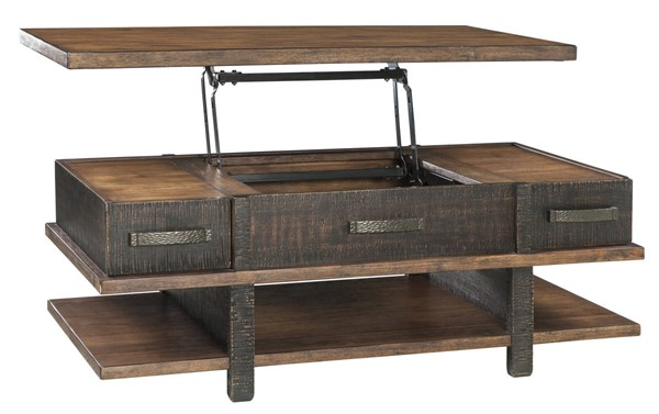 Ashley Furniture Stanah Lift Top Cocktail Table T892-9