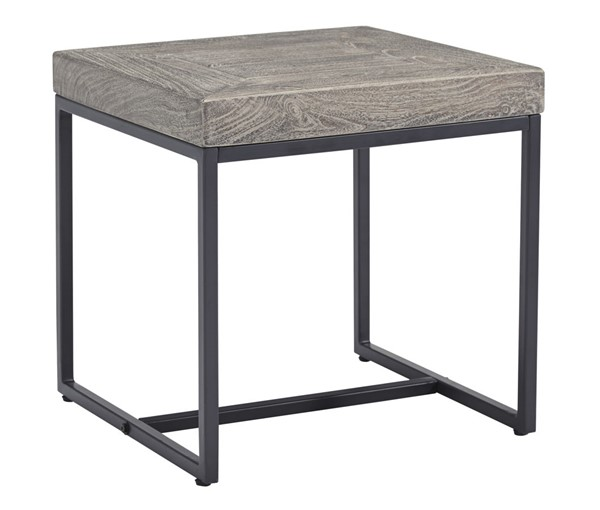 Ashley Furniture Brazin Square End Table T897-2